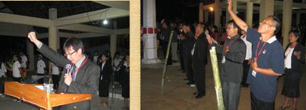 KPPI di Gedung Nasional Polewali, Sulawesi Barat