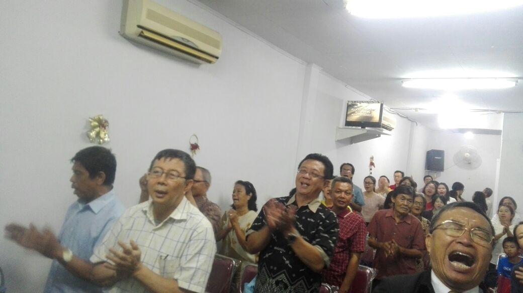 KPPI GPPK Sion, Cengkareng, Jakarta Barat 8 Juli 2017