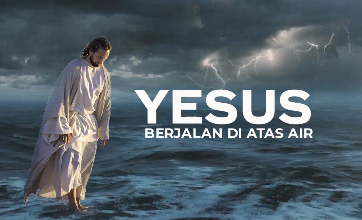 KPPI Online 4 Mei 2020: Yesus Berjalan di Atas Air