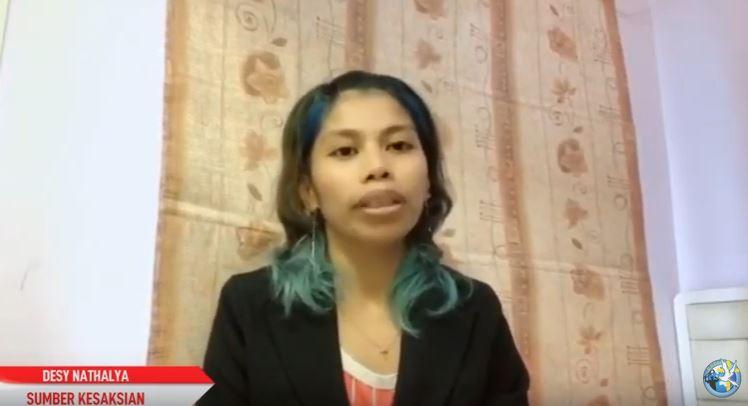 Desy Nathalya: Sembuh dari Benjolan Payudara Melalui Pelayanan Doa Online, 20 Juni 2020