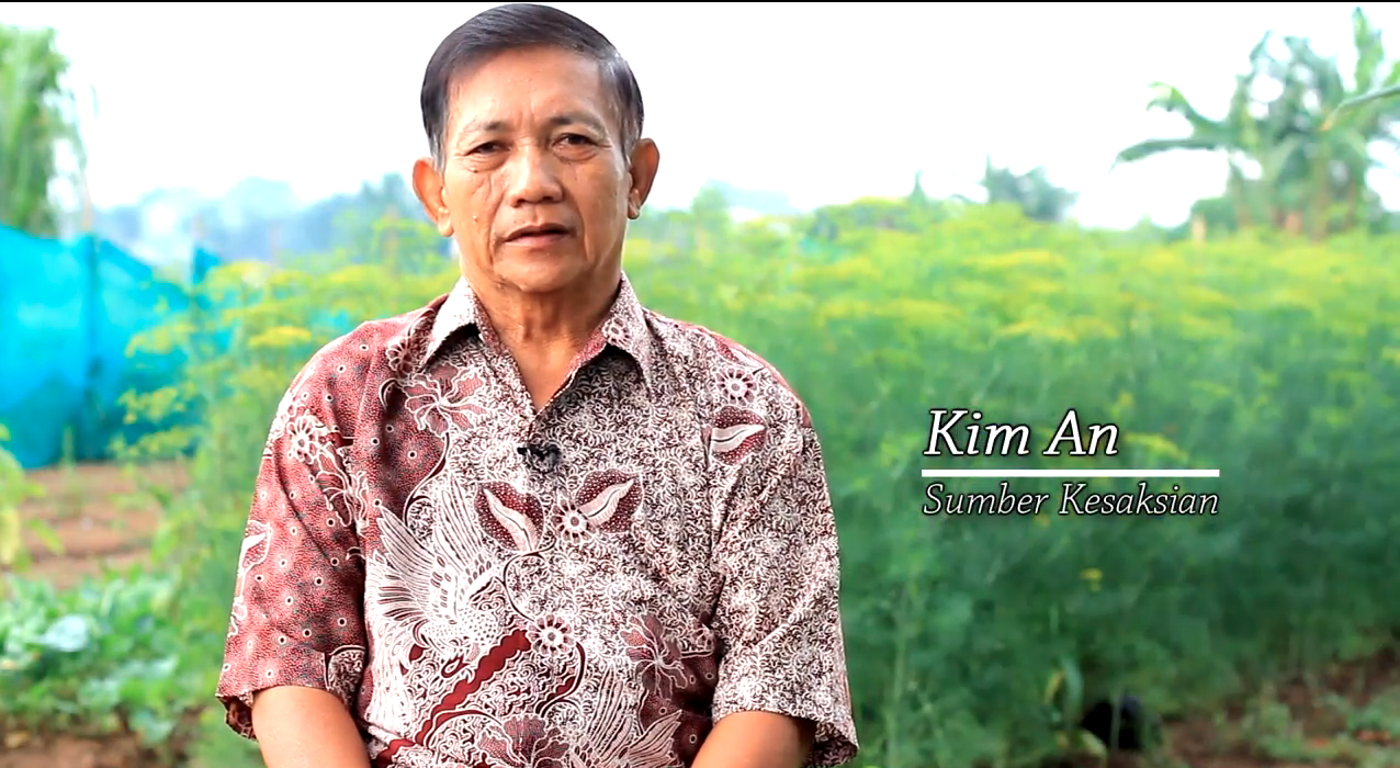 Kim An : Healed  from Uric Acid in KPPI, January 18, 2018