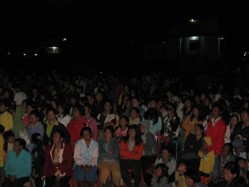 KPPI di Lapangan Sepak Bola Mamasa (22-23  Oktober 2010)