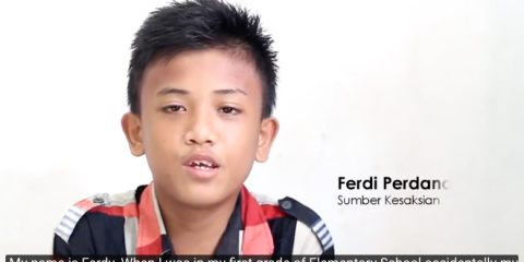 Ferdi : Sembuh Tuli Telinga Kiri di KPPI 27 Juli 2017