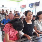 KPPI di GPPS Hosana, Marga Tiga, Lampung Timur, 13 Mei 2018