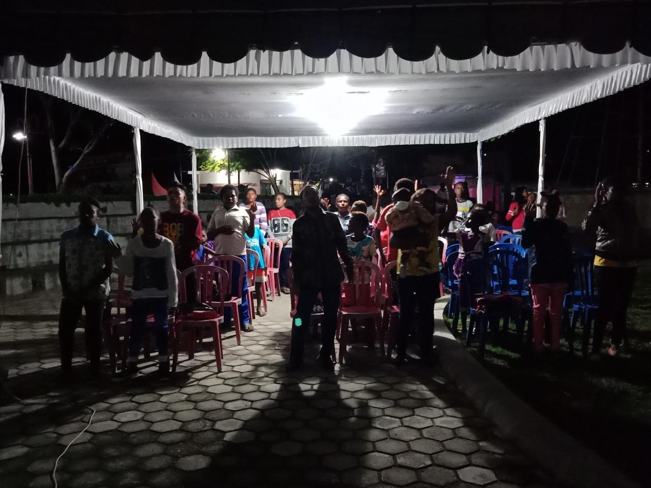KPPI di Taman Kota Kaimana, Papua Barat, 22 Juni 2018