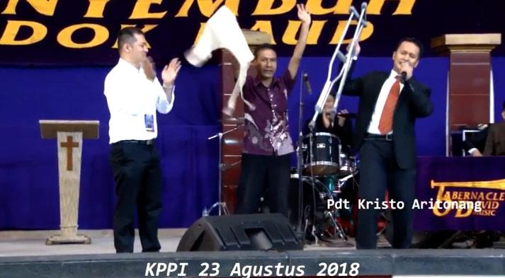 Eko Manaku : Sembuh Dari Patah Tulang Belakang di KPPI 23 Agustus 2018