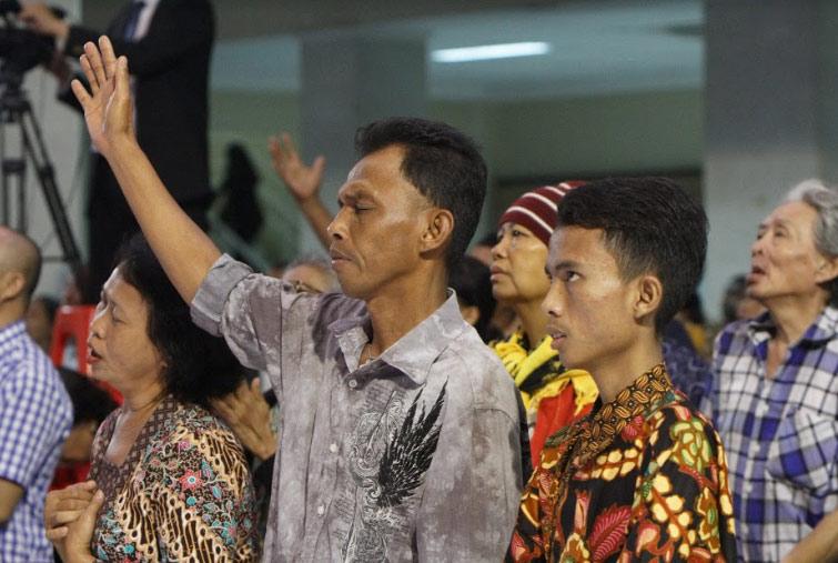 KPPI Pusat 8 November 2018: Ikutlah Aku, Maka Engkau Akan Kujadikan Penjala Manusia